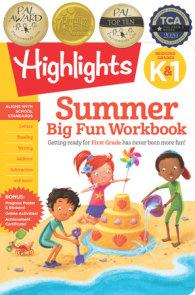 Summer Big Fun Workbook Bridging Grades K & 1