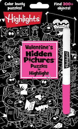 Valentine's Hidden Pictures® Puzzles to Highlight by