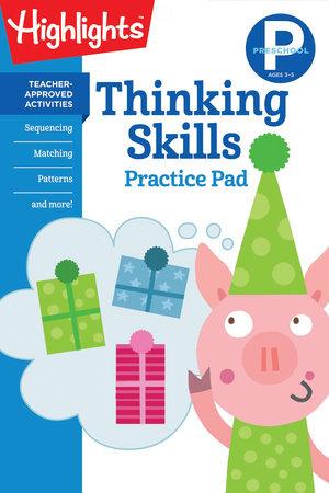 Preschool Thinking Skills by