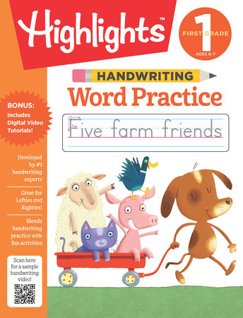 Handwriting: Word Practice by