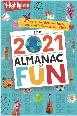 The 2021 Almanac of Fun by