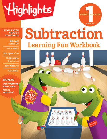 First Grade Subtraction