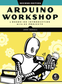 Arduino Workshop, 2nd Edition