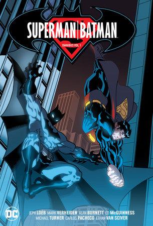 Superman/Batman Omnibus Vol. 1 by Jeph Loeb and Ed McGuiness