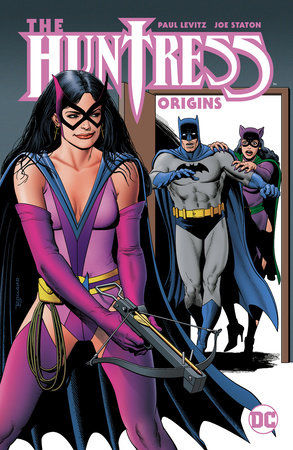 Huntress: Origins by Paul Levitz