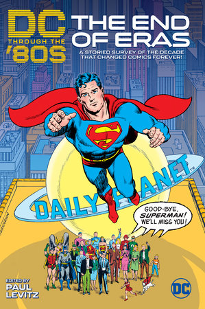DC Through the 80s: The End of Eras by