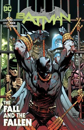 Batman Vol. 11: The Fall and the Fallen by Tom King