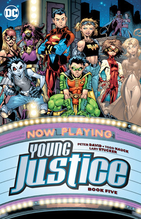 Young Justice Book Five by Peter David