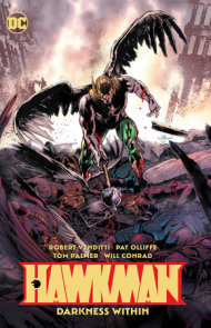 Hawkman Vol. 3: Darkness Within