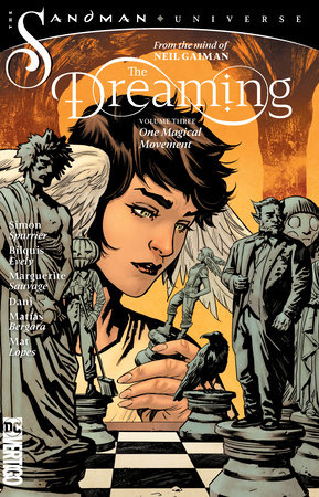 The Dreaming Vol. 3: One Magical Movement by Simon Spurrier