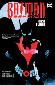 Batman Beyond Vol. 7 First Flight