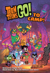 Teen Titans Go! to Camp