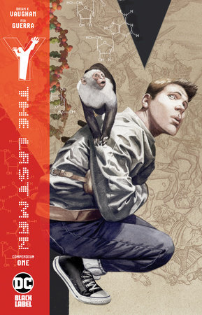 Y: The Last Man Compendium One by Brian K. Vaughan