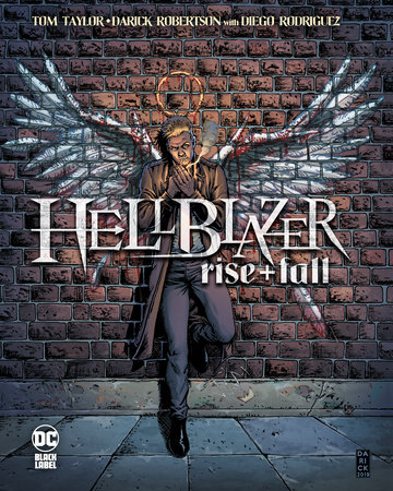 Hellblazer: Rise and Fall by Tom Taylor