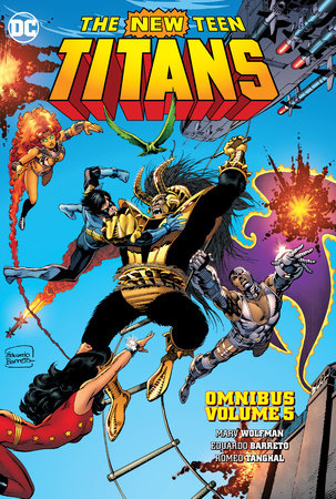 New Teen Titans Omnibus Vol. 5 by Marv Wolfman
