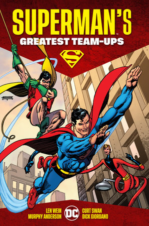 Superman's Greatest Team-Ups by Martin Pasko
