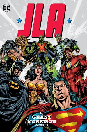JLA by Grant Morrison Omnibus by Grant Morrison