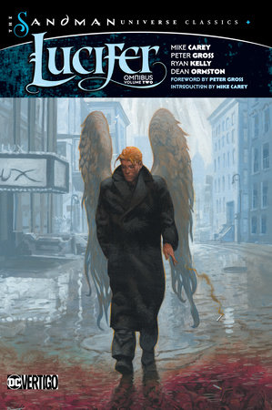 Lucifer Omnibus Vol. 2 (The Sandman Universe Classics) by Mike Carey