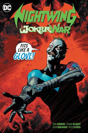 Nightwing: The Joker War by Dan Jurgens