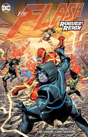The Flash Vol. 13: Rogues Reign by Joshua Williamson