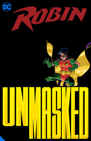 Robin: Unmasked by Bill Willingham
