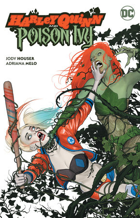 Harley Quinn and Poison Ivy by Jody Houser