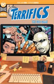 The Terrifics Vol. 3: The God Game