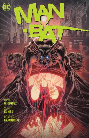 Man-Bat by Dave Wielgosz