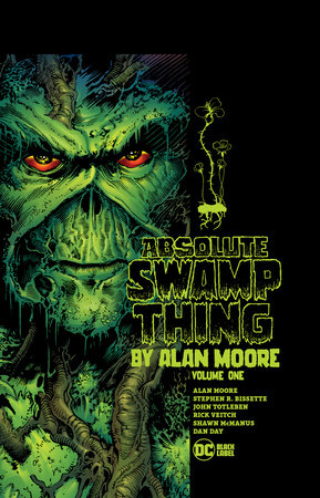 Absolute Swamp Thing by Alan Moore Vol. 1 (New Printing) by Alan Moore