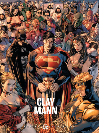 DC Poster Portfolio: Clay Mann by Clay Mann