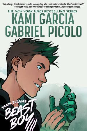 Teen Titans: Beast Boy by Kami Garcia
