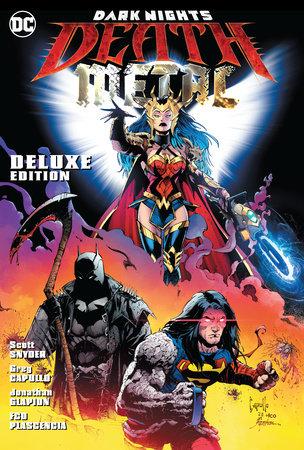 Dark Nights: Death Metal: Deluxe Edition by Scott Snyder