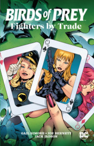 Birds of Prey: Fighters by Trade