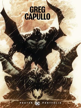 DC Poster Portfolio: Greg Capullo by