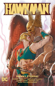 Hawkman Vol. 4: Hawks Eternal