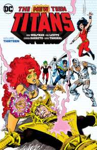 New Teen Titans Vol. 13