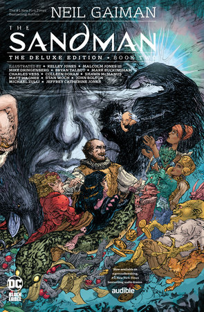 The Sandman: The Deluxe Edition Book Two by Neil Gaiman