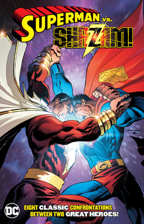 Superman vs. Shazam by Gerry Conway