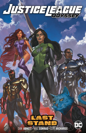 Justice League Odyssey Vol. 4: Last Stand by Dan Abnett