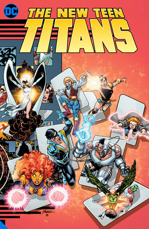 New Teen Titans Omnibus Vol. 6 by Various