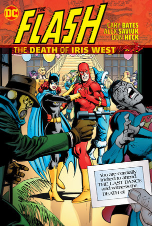 The Flash: The Death of Iris West by Cary Bates