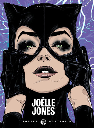 DC Poster Portfolio: Joelle Jones by Joëlle Jones