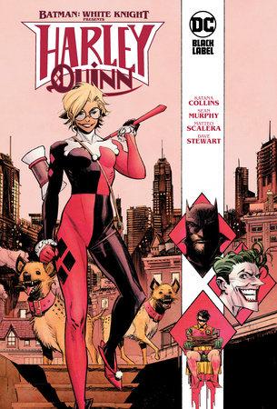 Batman: White Knight Presents: Harley Quinn by Katana Collins