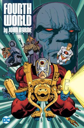 Fourth World by John Byrne Omnibus by John Byrne