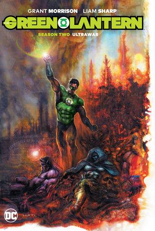 The Green Lantern Season Two Vol. 2: Ultrawar by Grant Morrison