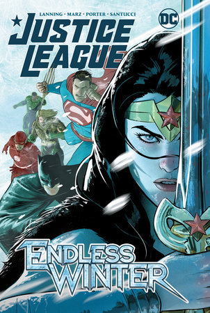 Justice League: Endless Winter by Andy Lanning and Ron Marz