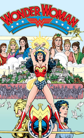 Absolute Wonder Woman: Gods and Mortals by George Perez