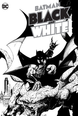 Batman Black & White by Paul Dini and James Tynion IV