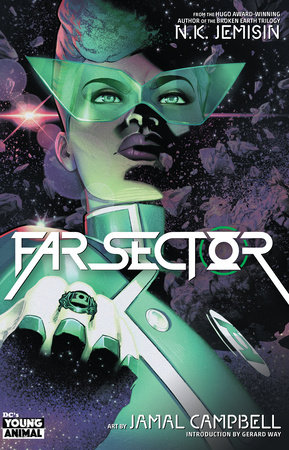 Far Sector by N.K. Jemisin