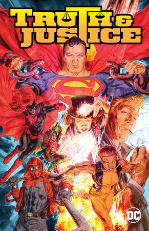 Truth & Justice by Geoffrey Thorne and Brandon Easton